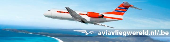 Avia Vliegwereld Luchtvaartmagazine